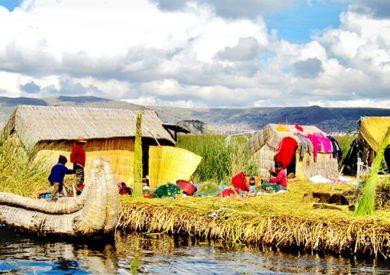 Islas del Lago Titicaca (Vivencial) 2D/1N
