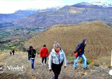 Valle de los Volcanes – Andagua